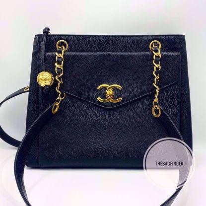 Picture of Chanel Caviar Tote