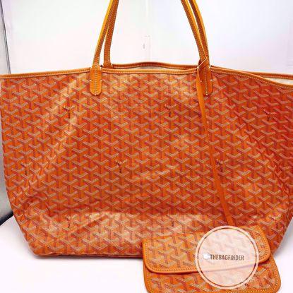 Picture of Goyard GM Orange