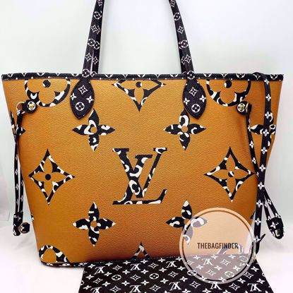 Picture of LV Neverfull Giant MM