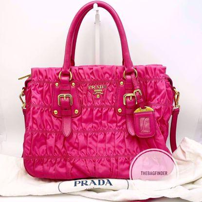 Picture of Prada Tessuto Pink