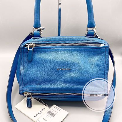 Picture of Givenchy Pandora Small Blue