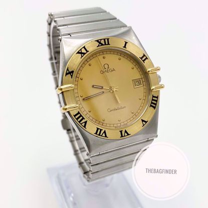 Picture of Omega Constellation 33mm Two Tone