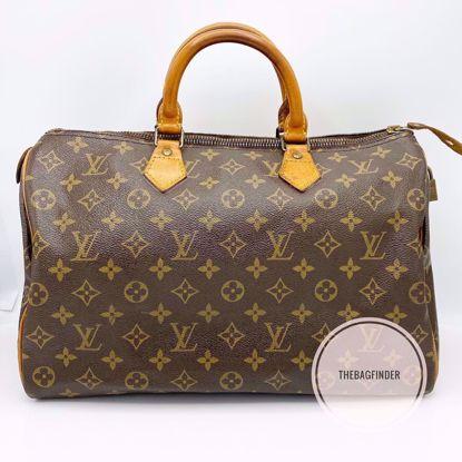 Picture of Louis Vuitton Speedy 35 Monogram