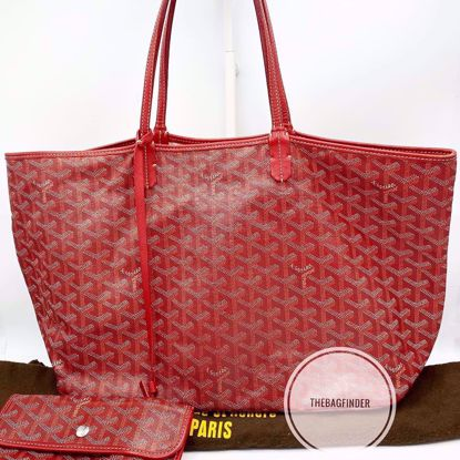 Picture of Goyard PM Red