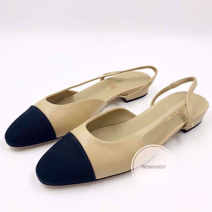 Picture of Chanel Slingback Flats