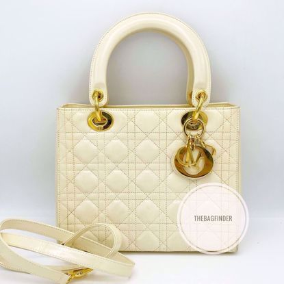 Picture of Dior Cannage Lady Medium