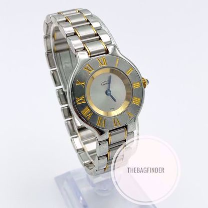 Picture of Cartier Must 21 Ladies