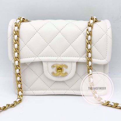 Picture of Chanel 2021 Square Flap Caviar