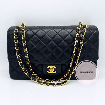 Picture of Chanel Large Single Flap Lambskin