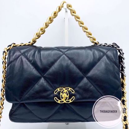 Picture of Chanel 19 Large Lambskin