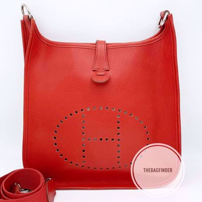 Picture of Hermes Evelyne PM Red