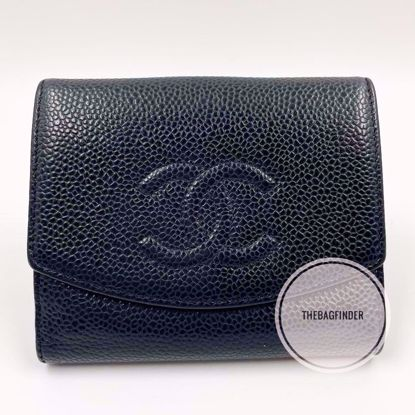 Picture of Chanel Caviar BiFold Wallet