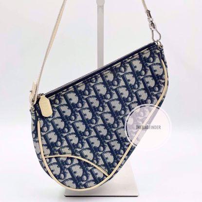 Picture of Dior Mini Saddle Pochette