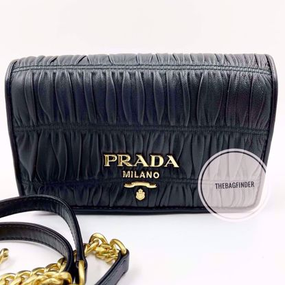 Picture of Prada Nappa Gaufre WOC